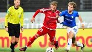 Meier bangt vor Schalke-Spiel um Jungwirth und Schipplock