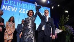Konservative gewinnen Parlamentswahl in Neuseeland