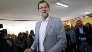 Verluste für Konservative, Aufwind für Podemos