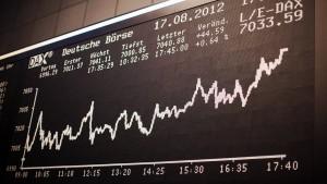 Hoffnung auf die Konjunkturwende