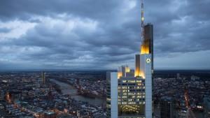 Commerzbank will Kapitalquote aufbessern