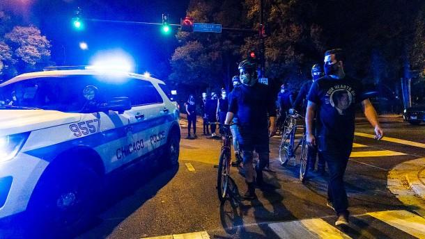 Entsetzen über Fall von Polizeigewalt gegen Afroamerikanerin