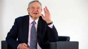 Soros fordert Eurobonds - auch ohne Deutschland