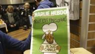 Charlie Hebdo in Deutschland vergriffen