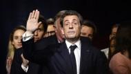 Sarkozy im Visier der Untersuchungsrichter
