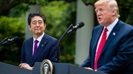 Japans Ministerpräsident schlägt Trump für Friedensnobelpreis vor