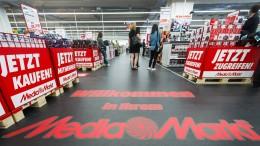 Media-Markt-Saturn-Konzern kommt nicht voran