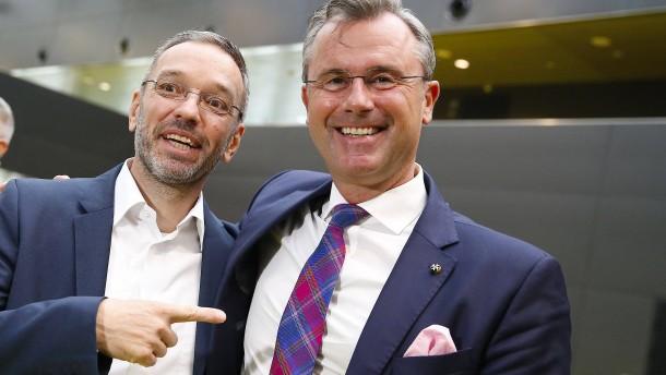 FPÖ-Chef Norbert Hofer tritt zurück
