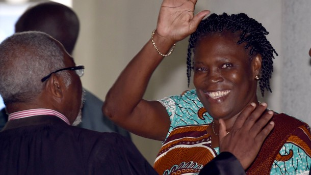 20 Jahre Haft für frühere ivorische First Lady