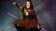 Netta Barzilai ist Israels Kandidatin für den Eurovision Song Contest im Mai 2018.