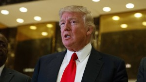 Trump: Merkels Flüchtlingspolitik ist ein katastrophaler Fehler