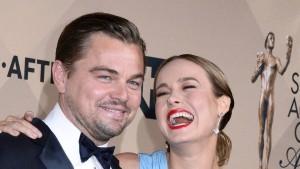 DiCaprio und The Revenant räumen ab