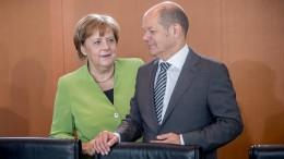 Union will pfleglichen Umgang mit SPD