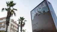 Barcelona errichtet Anzeigetafel für ertrunkene Flüchtlinge
