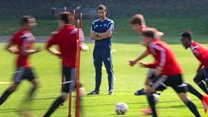 U23-Coach wird Cheftrainer