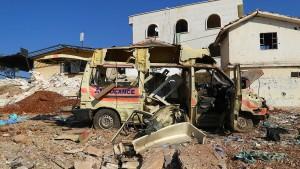 Russland startet neue Offensive in Syrien