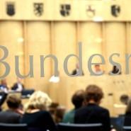 Im Bundesrat kommen die Vertreter der Länder zusammen.