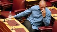 Varoufakis wegen Hochverrats angezeigt