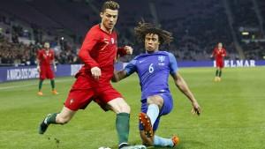 Portugal patzt gegen die Niederlande
