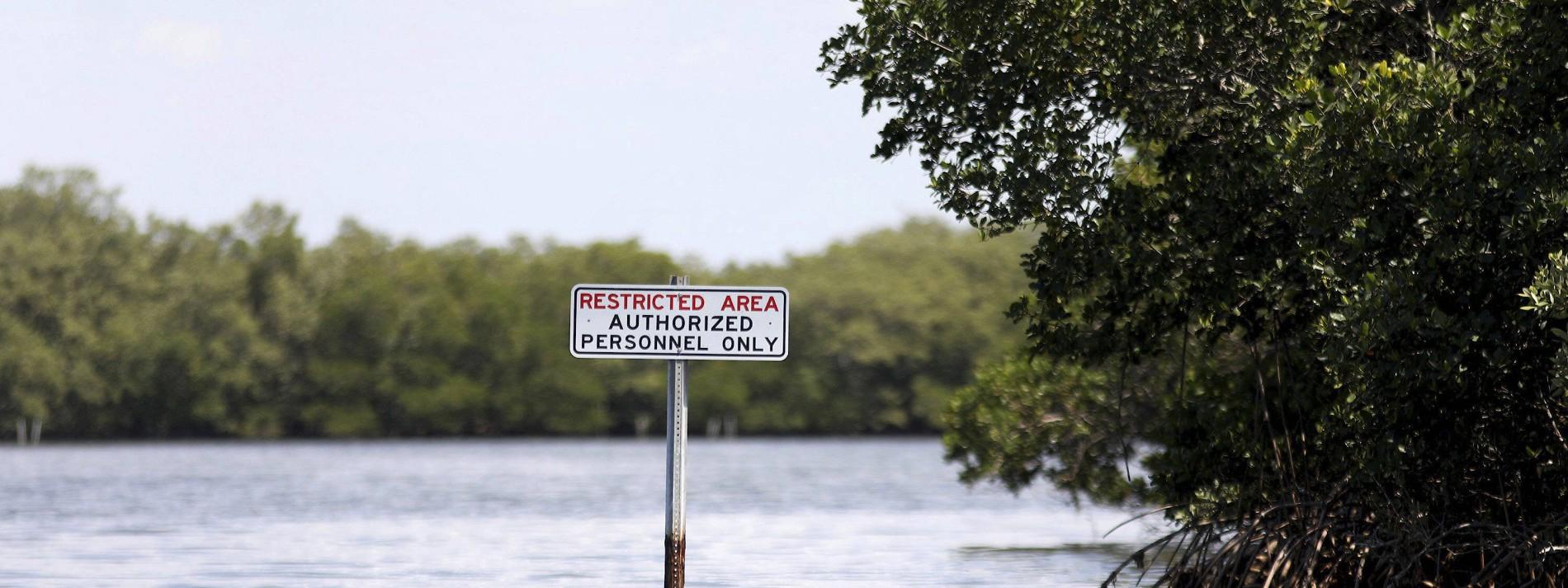 Drohende Umweltkatastrophe in Florida zunächst gebannt