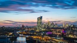 EZB-Anleihenkäufe sind rechtens