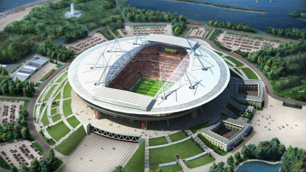 2018 FIFA World Cup Russia - Host Cities announced
