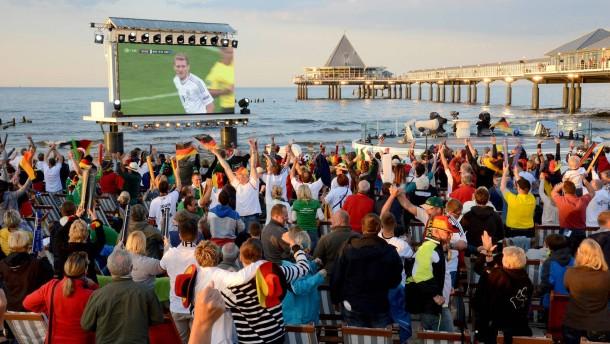 Positive Bilanz: Insel Usedom freut sich über ZDF-Medienpräsenz