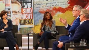 Lieber Xavier Naidoo – oder lieber Burka?