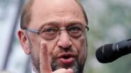 Schulz: Erdogan-Kundgebung verhindern