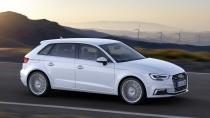 Audi A3 e-tron: 179 PS stark, 160 km/h schnell, 200 Kilometer Reichweite, vom Hersteller keine Angaben zur Verkaufszahl