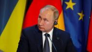 Laut Präsident Putin war der russische Staatsbürger, der im Berliner Tiergarten ermordet wurde, in ein Sprengstoffattentat in Moskau verwickelt.