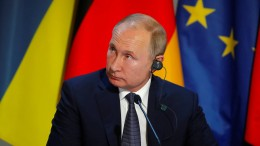 "Putin nennt getöteten Georgier ""Bandit"""