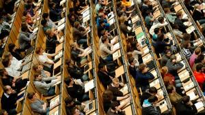 Pflichtfach Informatik – woher sollen die Lehrer kommen?