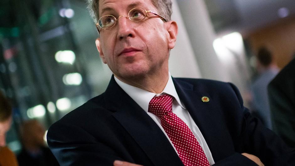 Hans-Georg Maaßen (Archivbild vom Februar 2019)