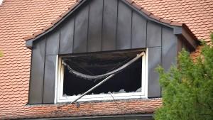 Feuer in Kasseler Wohnhaus
