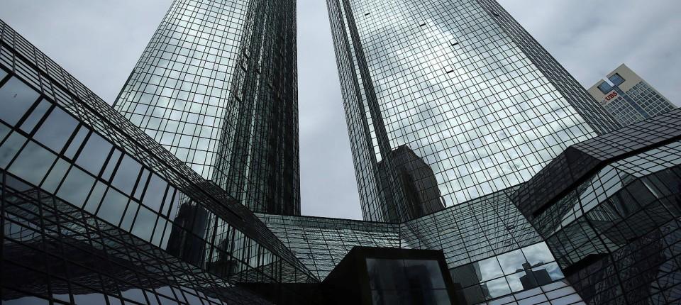 Die Deutsche Bank stellt Zertifikategeschäft zur Disposition