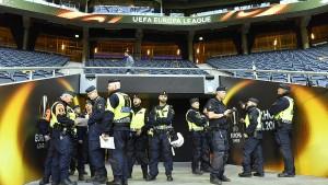Verschärfte Sicherheitsmaßnahmen in Stockholm