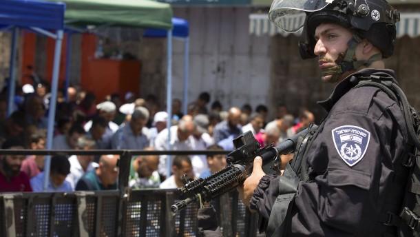 Israel: Tempelberg-Konflikt spitzt sich weiter zu