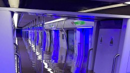 Rettungsaktion aus überflutetem U-Bahn-Tunnel