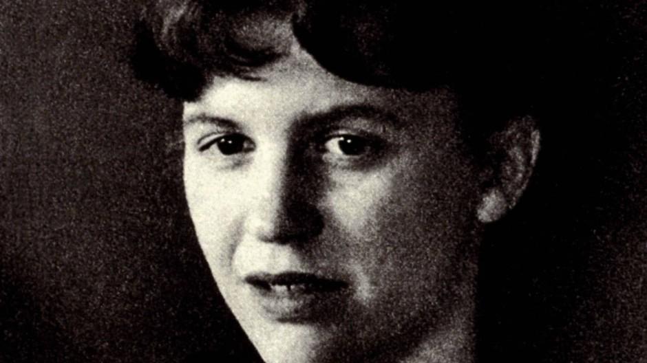 """Thomas Huber liest """"Morgenlied"""" von Sylvia Plath"""