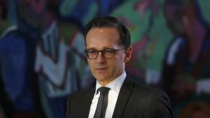 Maas will Abschiebepraxis für Gefährder verschärfen