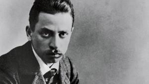 "Rainer Maria Rilke: ""Lied vom Meer"""