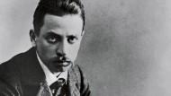 Rainer Maria Rilke: Lied vom Meer