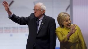 Scheitert Clinton schon wieder?