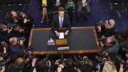 Amerikas Kongress knöpft sich die Tech-Giganten vor