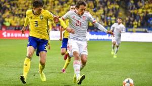 Spanien schafft vorzeitige EM-Qualifikation
