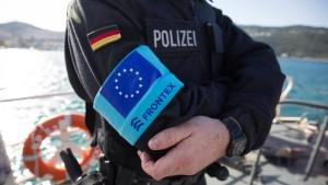 EU-Innenminister verschieben ehrgeizige Grenzschutzpläne um Jahre