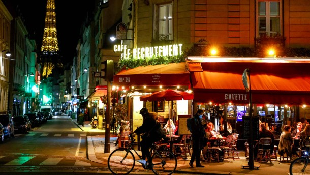 Zahl der Neuinfektionen in Frankreich deutlich gesunken