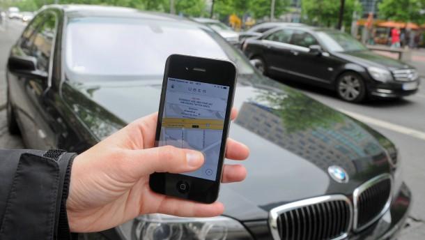 Uber passt sich an