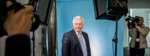Wolfgang Kubicki will sich von der AfD nicht provozieren lassen.